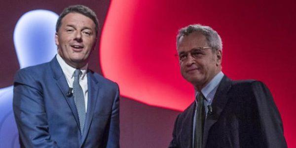 Ma il Tg7 di Enrico Mentana che dibattito ha seguito?