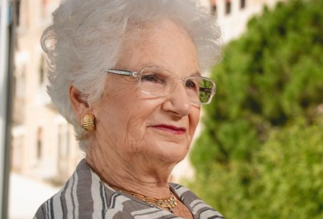 Cara Senatrice Liliana Segre… di Marco Maria Freddi