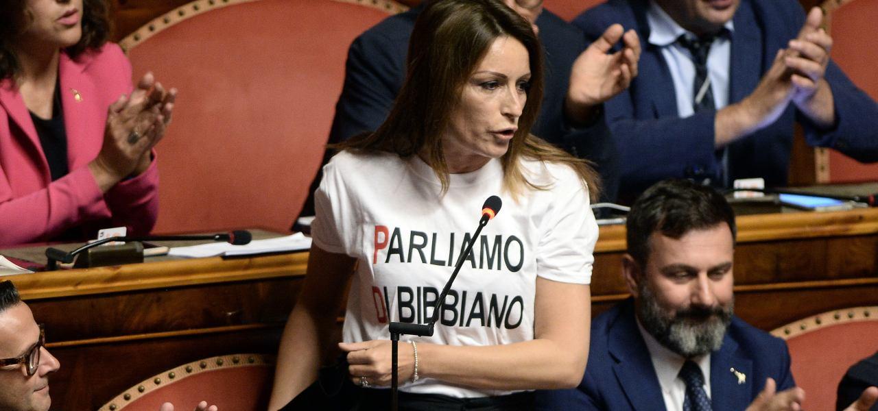 La candidata leghista Borgonzoni cosa dice dell'attacco di Forza Nuova a Pizzarotti?