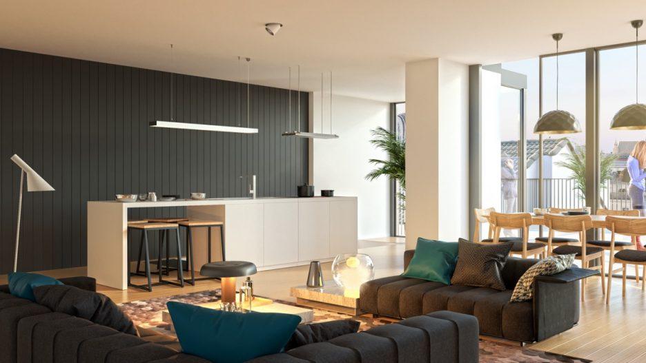 Arredamento soggiorno moderno: design consigli e idee per la zona living