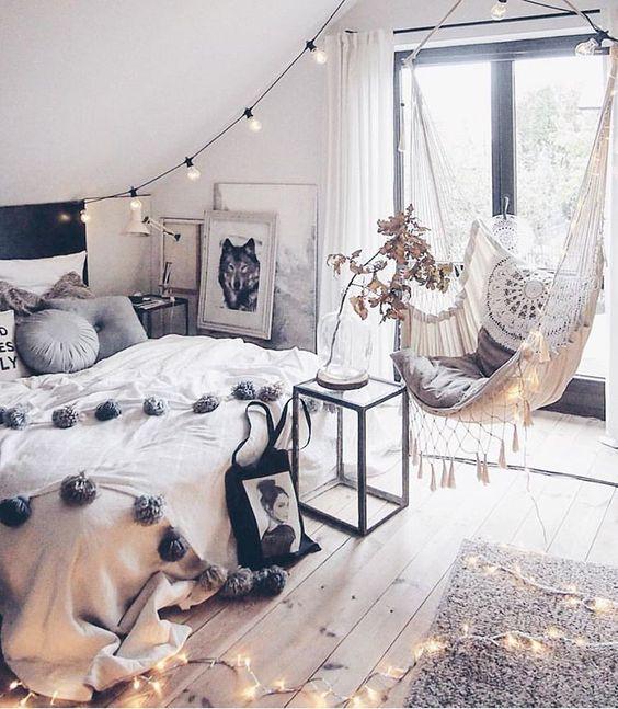 Arredamento camera da letto boho chic: idee classiche moderne bohemien