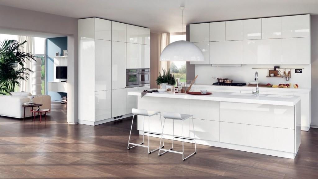 Catalogo Cucine Scavolini Moderne 2019.Come Arredare Una Cucina Moderna Bianca 100 Immagini Mozzafiato