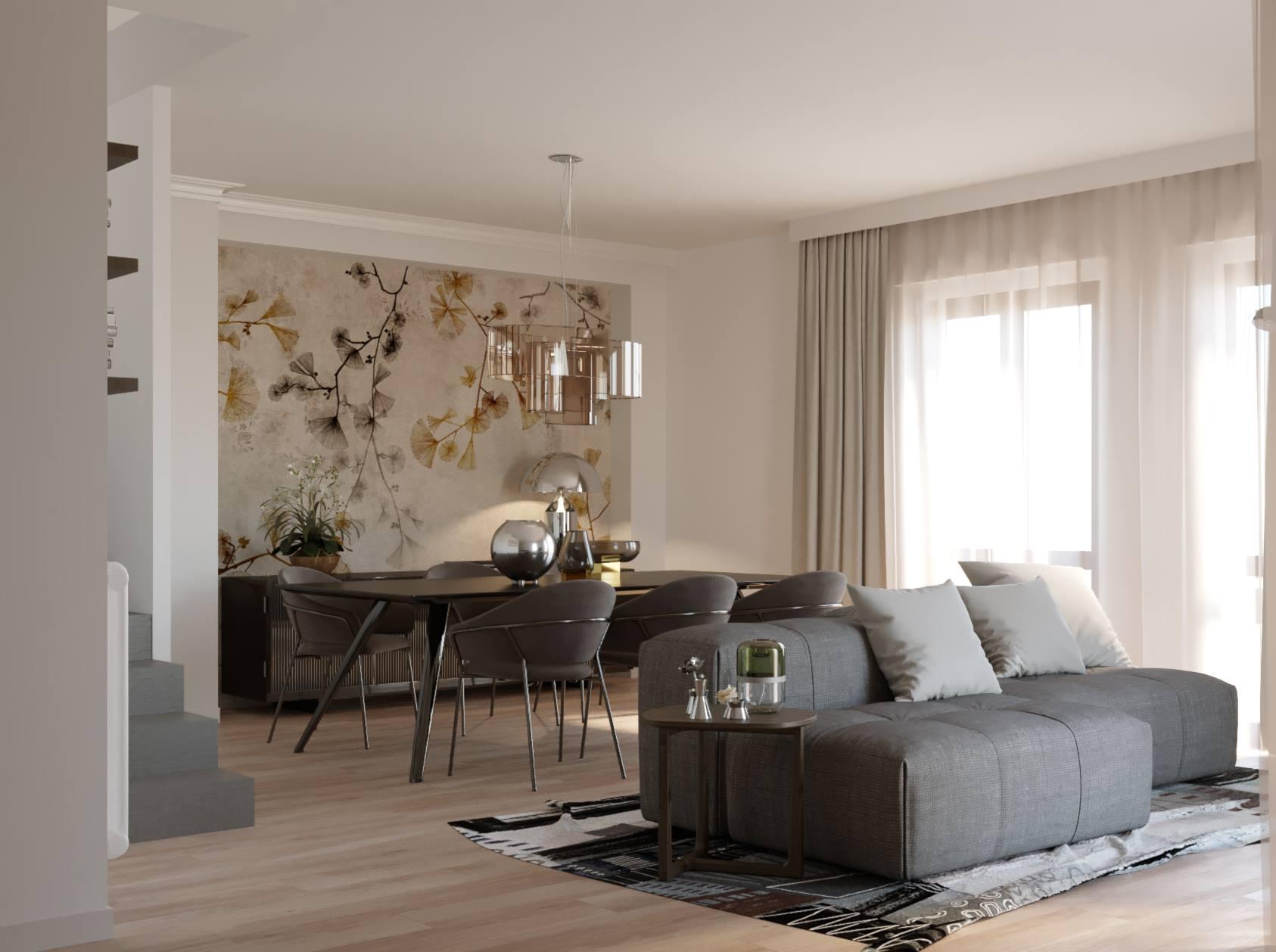 Gaia miacola architetto e interior designer for Progetti design interni