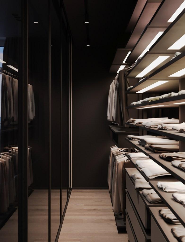 Dimensioni Cabina Armadio Ad Angolo progettare una cabina armadio: misure e dimensioni minime