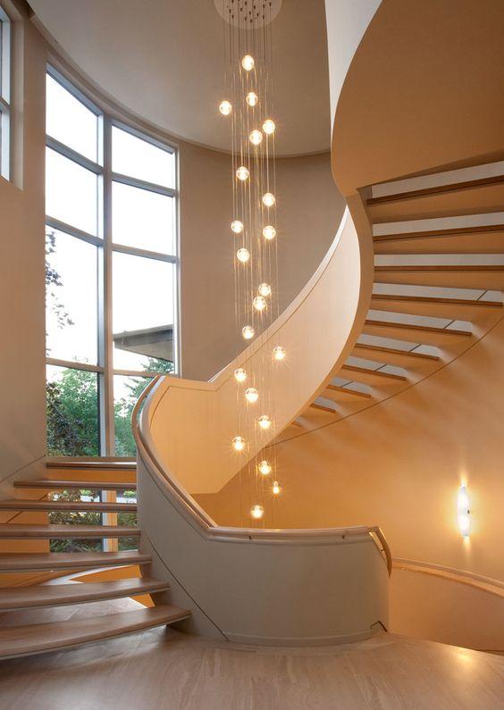 Illuminare la scala condominiale idee