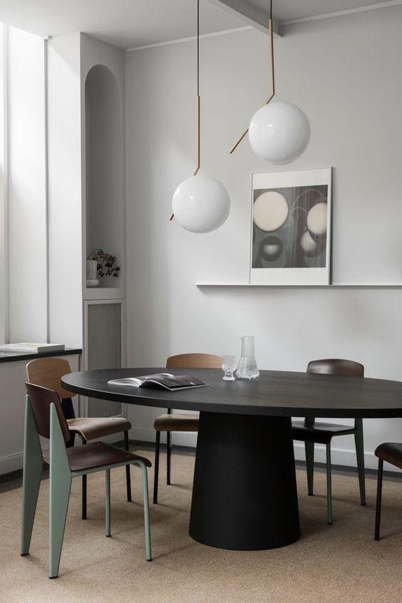 Lampadario a sospensione di design moderno e minimalista, per soggiorno o. Lampada Stelo Da Sala Da Pranzo Medan 2021 Annamariespizza Com