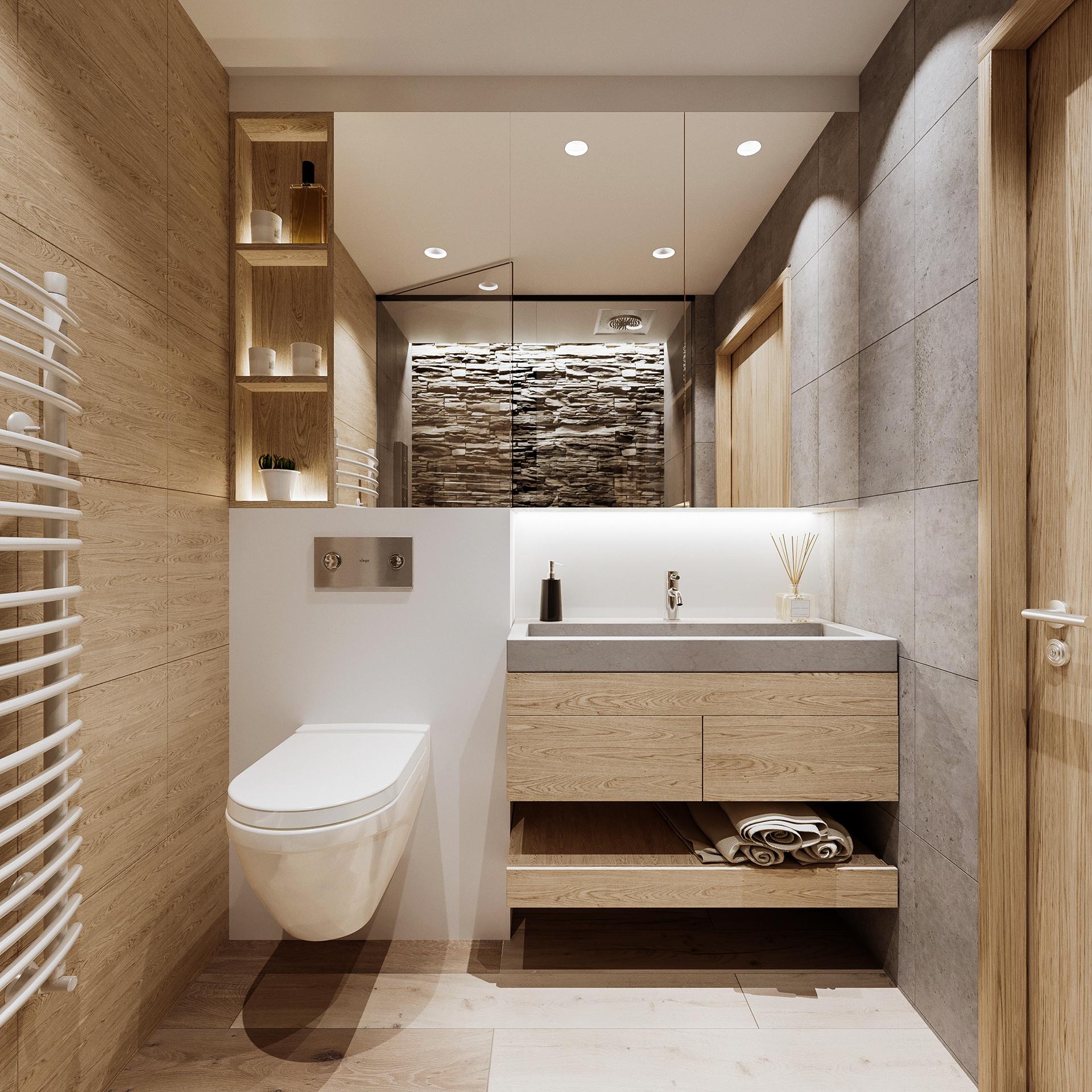 Come arredare un bagno piccolo 7 segreti dell architetto for Arredare piccoli ambienti