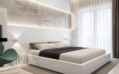 dipingere camera da letto due colori