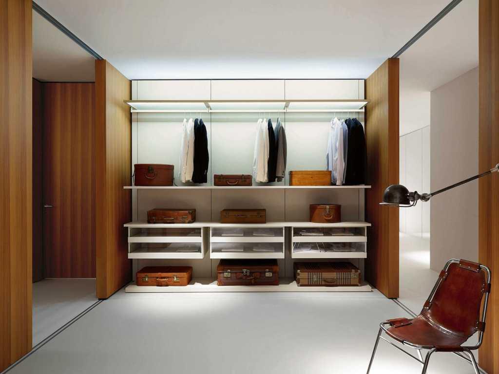 Arredare casa idee originali cabina armadio