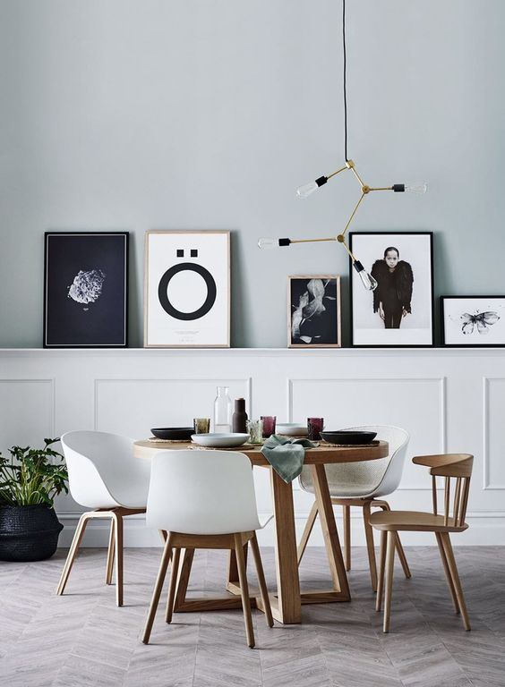 Boiserie moderne: 30 Soluzioni per arredare casa con ...