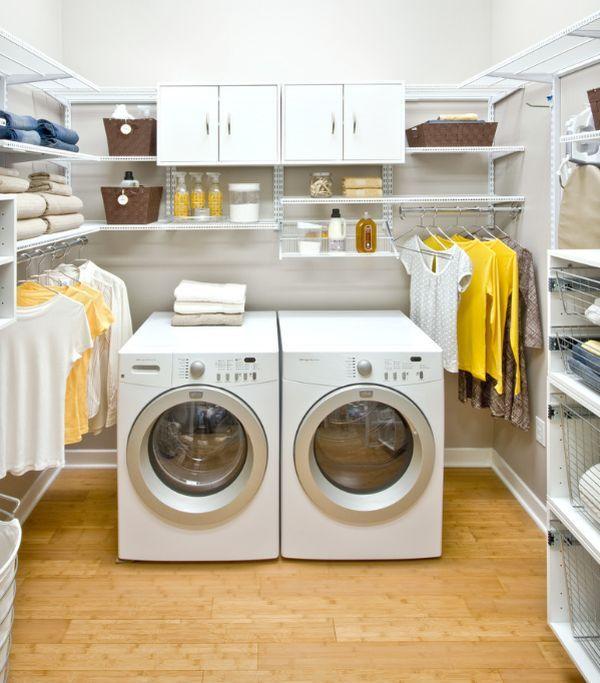 Arredare lavanderia: più di 50 Idee per organizzarla al Meglio