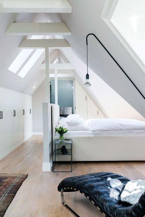 Armadio basso per mansarda in vendita in arredamento e casalinghi: Arredare Una Mansarda 50 Idee Per Realizzare Un Sogno