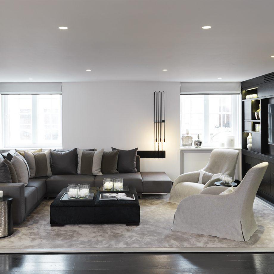 Divano Davanti Porta Finestra - The Homey Design