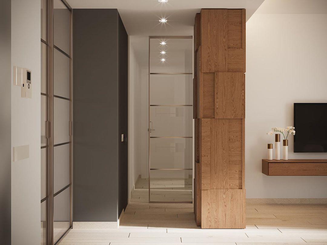 Idee Per Nicchie Nel Muro ingresso sul soggiorno: idee per gestire cappotti e porta