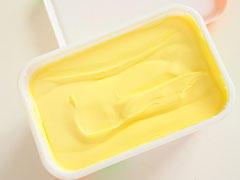 Margarine Packung