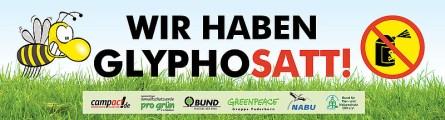 Glyphosat ist Gift