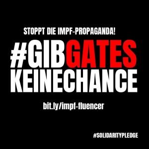 #GibGateskeineChance