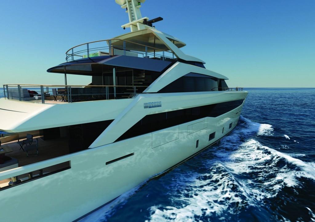 SF40 Gaia Yachting Mega Yacht Brokerage And Supplies
