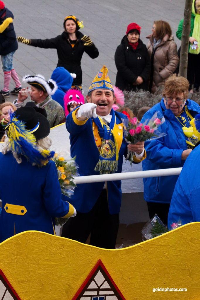 Karnevalszug Rodenkirchen 2016