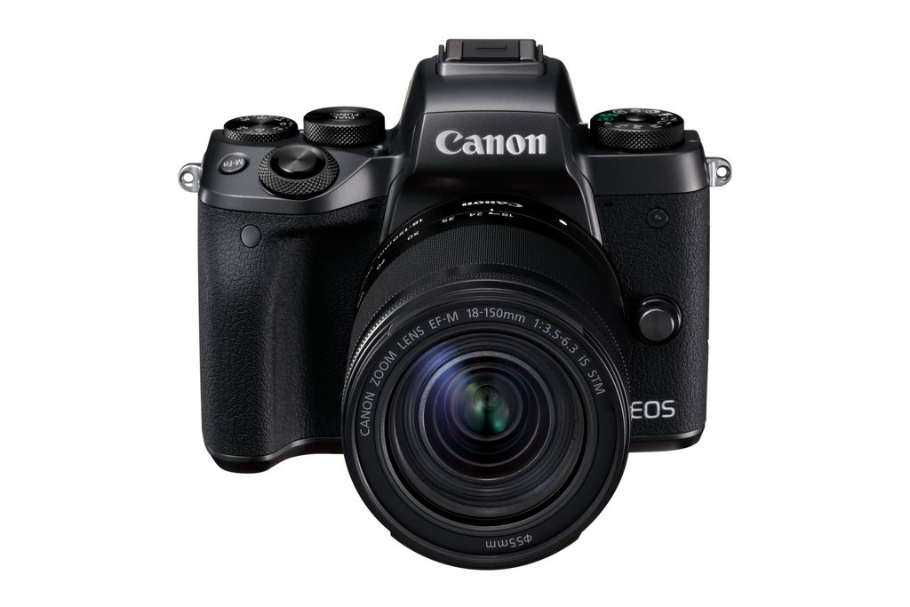 Canon EOS M5 18-105mm