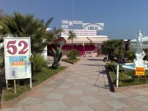Riccione, Adria, Urlaub am Meer