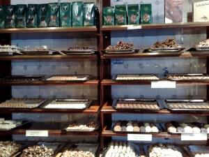 Maastricht Einkaufen Schokolade