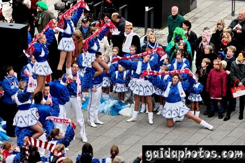 Strassenkarneval in Köln Rodenkirchen