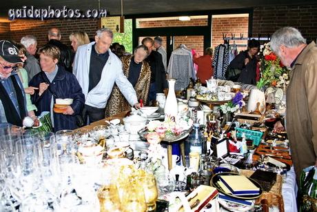 Köln-Rodenkirchen Flohmarkt Trödelmarkt