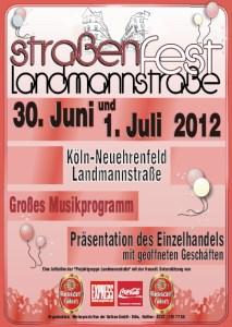 verkaufsoffener Sonntag 24.06.2012 in Köln-Kalk