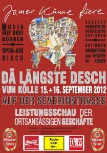 Straßenfest Severinsviertel title=