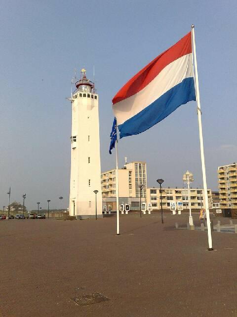 Leuchturm Noordwijk