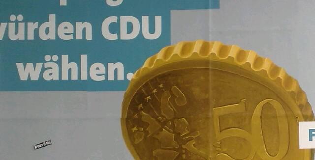 Di 26.05.2009 17:09 Europawahl