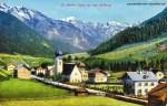 Kaiserzeit Österreich Ansichtskarte St. Anton 1905