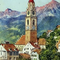 Meran, Kurort des Habsburgerreiches