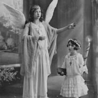 Alte Karten zur Erstkommunion