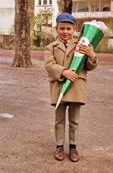 Schulanfang-1960er