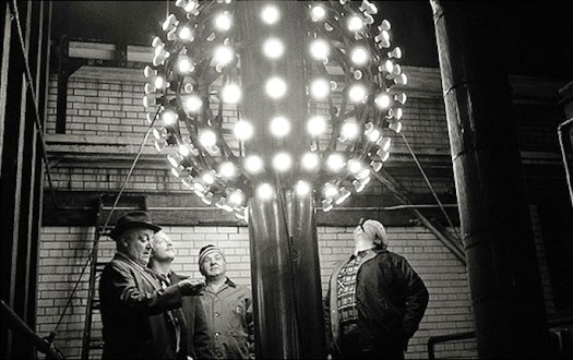 1907-1908 Times Square New Years ball.