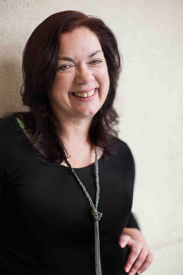 Gail Picco smiling