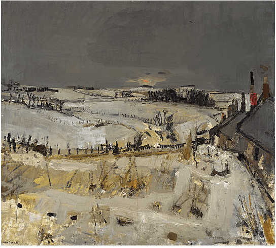 Joan Eardley (1921-1963)… my newest discovery