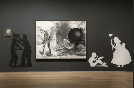 Kara Walker – in black and white