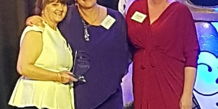 GAIN Runner Up in Connect Groups Awards