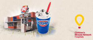 DQ's Miracle Treat Day