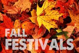 Fall Festival Calendar for Gainesville