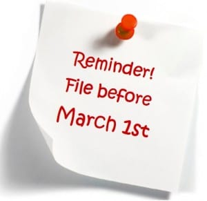 File For Homestead Exemption