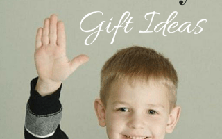 Gift guide for 5 year old boy