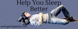 foods that help sleep better