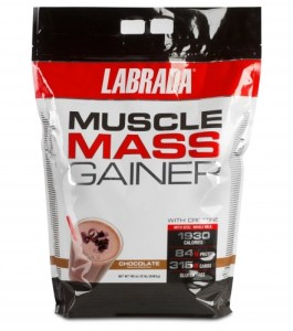 muscle gainers