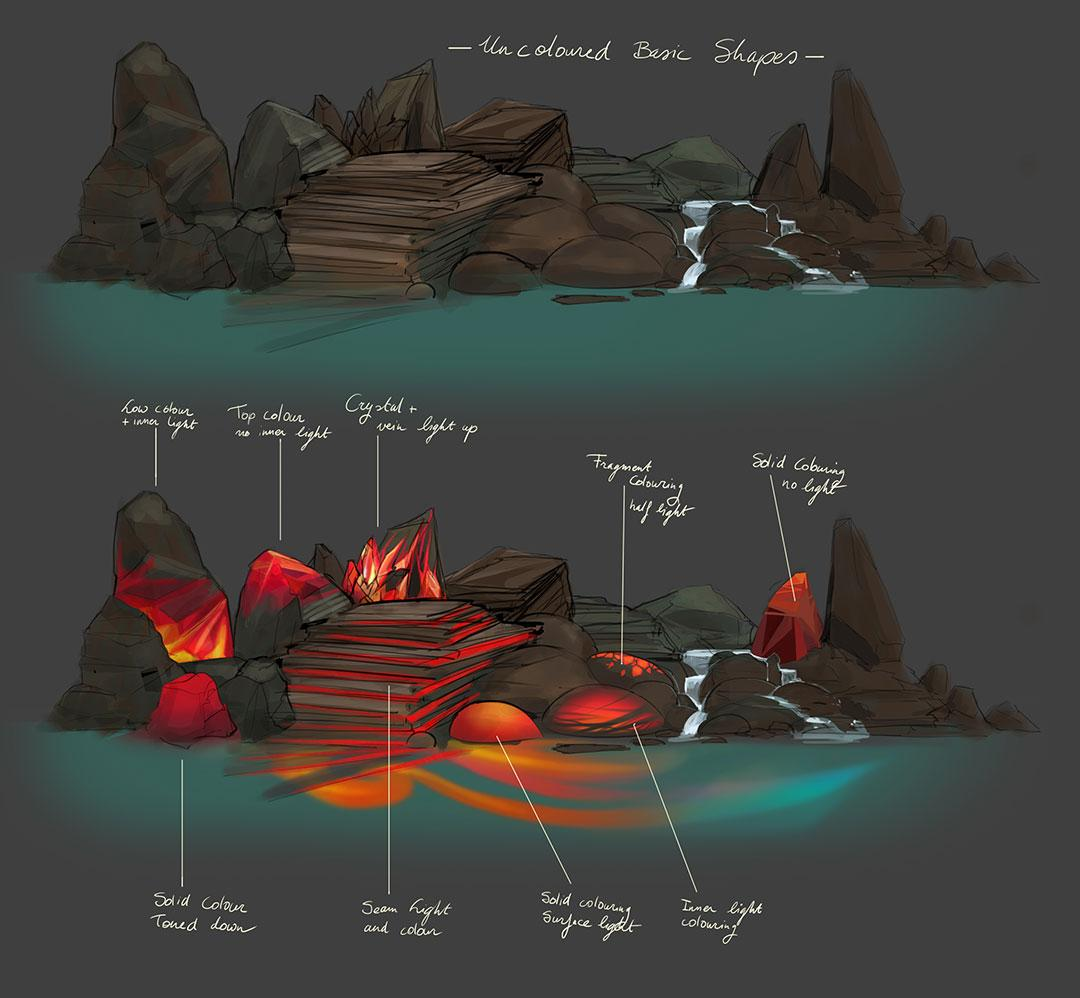 Watertuin Concept Art