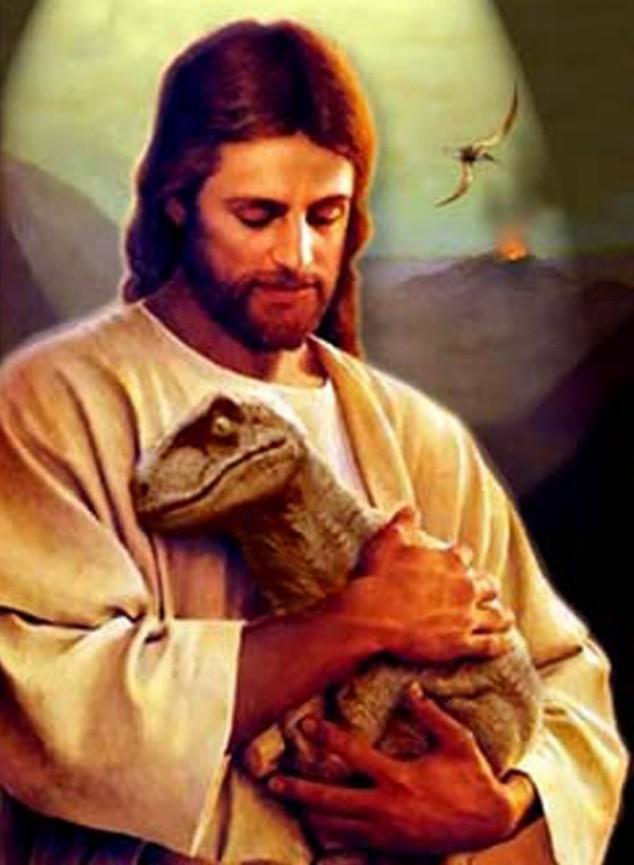 Jesusdinosaur