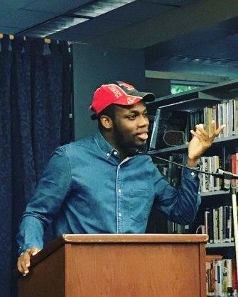 Nigerian poet wins Brittingham Prize in Poetry